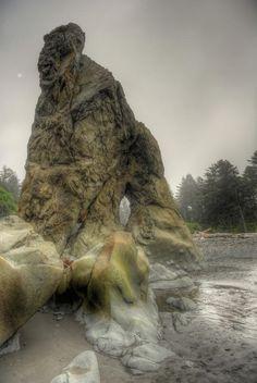 ✮ Ruby Beach Windowrock - WA