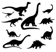Des dinosaures ~ KLDezign les SVG