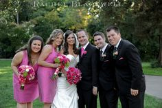 Bridal Party photos after wedding ceremony @Ardenwood Historic Farm
