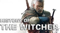 History of the Witcher (2007-2015)
