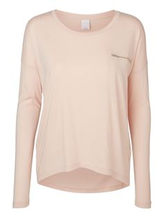 Loose top in powdery pink from VERO MODA.