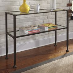 $111 Signature Design by Ashley Tivion Console Table & Reviews | Wayfair