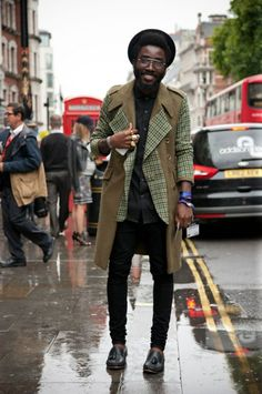 Photos: London Fashion Week Street Style | Vanity Fair