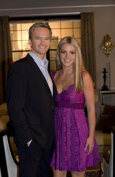 Neil Patrick Harris & Britney Spears