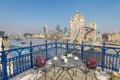 A London Penthouse with Views—and Light—For Days - Mansion Global Dubai Golf, Penthouse For Sale, Outdoor Furniture Sets, Outdoor Decor, Pent House, Nice View, San Francisco Skyline, Townhouse, Property For Sale