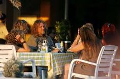 Robert Plant celebrated a 'quiet' 60th birthday on August 20th 2008 together with his family in Ibiza (Spain).  They took the dinner on a beach restaurant admiring the sun set. Robert also told that he had with him his five grandchildren.