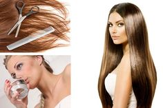 How to make your hair grow faster and healthier?