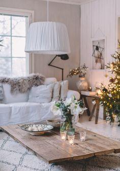 joulu arkistot - Uusi Kuu Cool Ideas, Christmas Inspiration, Art Decor, Home Decor, Hygge, Decorating Your Home, Christmas Holidays, Sweet Home, Shabby
