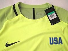 MENS NIKE AEROSWIFT STRIKE DRILL TEAM USA FOOTBALL SOCCER TOP JERSEY XL  120 b16c5ee20b401