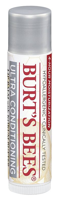 Burt's Bees 100% Natural Moisturizing Lip Balm, Ultra Conditioning with Kokum Butter, 1 Tube * Don't get left behind, see this great  product : Lip Care