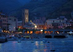 Monterosso al mare (in Cinque Terre)- stayed in 2001; drank limoncello for the first time!