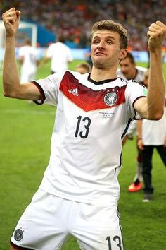 Thomas Müller's swag