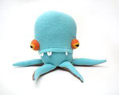 Bing Pentapod Cotton Monster
