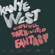 All sizes   06.Kanye West - My Beautiful Dark Twisted Fantasy   Flickr - Photo Sharing!