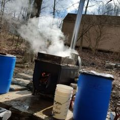 Evolving the maple syrup operation