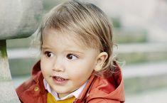 Prinssi Carl Philipin ja prinsessa Sofian esikoinen täyttää tänään kaksi vuotta.