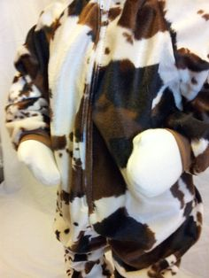 Child Size 6/7 Cow Costume