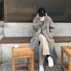 Newest Images korean Fashion Winter Concepts Should the Completely new Year discovers you actually questioning what to wear through the coldest Korea Winter Fashion, Korea Fashion, Asian Fashion, Boy Fashion, Trendy Fashion, Fashion Hats, Fashion Angels, Jackets Fashion, Mens Fashion