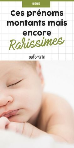 160 prénoms montants mais encore rarissimes pour garçon ou fille The Effective Pictures We Offer You About Baby Girl Names with meaning A quality picture can tell y Breastfeeding Classes, Birthing Classes, Third Baby, First Baby, Boy Names, First Names, Names Baby, Baby Girl Names Elegant, Girl Names With Meaning