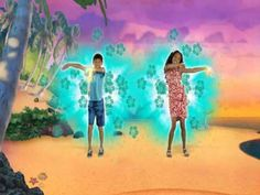 Just Dance Disney - Hawaiian Roller Coaster Ride (Wii Rip) - YouTube