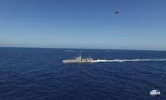 DARPAs robo-boat tests parasailing radar