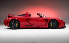 Red Hot Carrera GT
