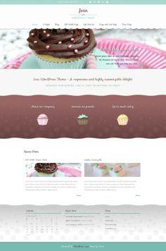 Jess WordPress Theme