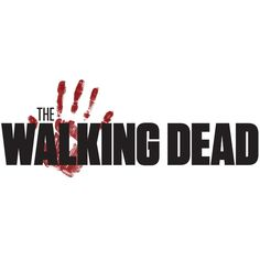 The+Walking+Dead+Logo.jpg (JPEG Image, 1134 × 515 pixels) - Scaled... ❤ liked on Polyvore