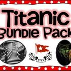 Titanic Bundle Pack (Tickets, PowerPoint, Quiz, Choice Board, Task Cards) - Create unit on Titanic