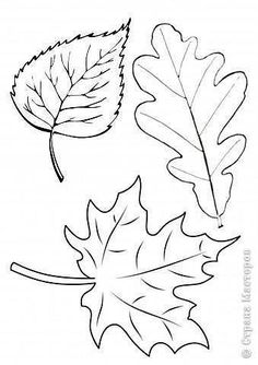Mothers Day Crafts Preschool, Crafts For Kids, Leaf Crafts, Fall Crafts, Embroidery Patterns, Hand Embroidery, Art Projects, Sewing Projects, Leaf Stencil