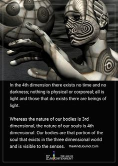 In The Dimension There Exists No Time - In The Dimension There Exists No Time In The Dimension There Exists No Time - themindsjournal. Physics Theories, Quantum Physics, Spiritual Wisdom, Spiritual Awakening, Spiritual Meditation, Weird Facts, Fun Facts, Cool Science Facts, Spiritual Dimensions