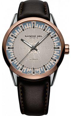 e56e369c1fd Raymond Weil Watch Freelancer Electro Music Special Edition 2730-SC5-LABRI  Watch