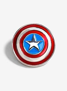 apx. 1 in. Marvel Avengers mini button pins 12 assorted pins per card