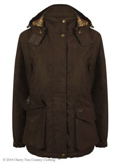 Cherry Tree Country Clothing - Hoggs of Fife Ladies Hunting Jacket, £110.50…