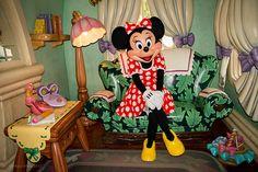 Minnie Mouse - Mickey's Toontown, Disneyland Resort