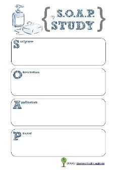 Lots of Bible Printables and Great Ideas
