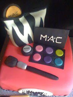 B's Bakery Creations: Mini-MAC Cake for Alexa