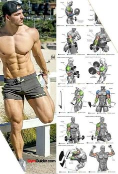 You don't need a gym filled with equipment to build serious muscle, strength, and conditioning. All you need is two dumbbells and a plan! I put together 3 complexes, each using nothing more than a. Weight Training Workouts, Gym Workout Tips, At Home Workouts, Cycling Workout, Interval Training, Workout Fitness, Bodybuilding Training, Bodybuilding Workouts, Dumbbell Back Workout