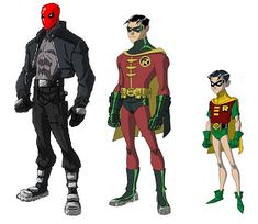 red hoodknight suits animated - Google Search