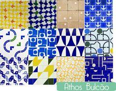 Azulejos de Athos Bulcao
