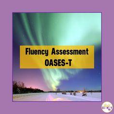 Fluency Assessment f