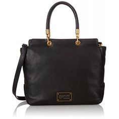 Marc by Marc Jacobs New Too Hot To Handle Bentley Convertible Shoulder Bag, Black, One Size