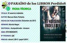 Lectura conjunta: El asesino indeleble - Marcos Nieto Pallarés