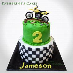 MOTOCROSS BIRTHDAY CAKE 0049 For Website  Edward A Jones Photography