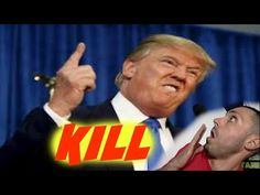 Donald Trump Wants To Kill Muslims? STUPID Speech - REACTION. - YouTube. If you're mortified by ISIS and their killing methods, you should take a walk through a slaughterhouse and see how they torture and murder sentient beings, the very flesh mankind so selfishly wears and consumes. Go VEGAN