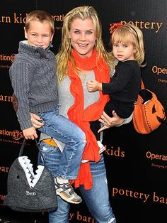 Spotted: Alison Sweeney and Kids - Trick or Treat! Alison Sweeney, Nursing Photography, All In The Family, Days Of Our Lives, Family Affair, Celebrity Babies, Celebs, Celebrities, Beautiful Family