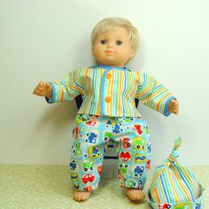 For 15 Inch Bitty Baby and Bitty Twins Boys by GrammysCupboard, $12.00