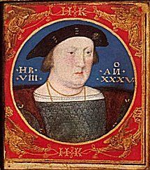 king henry viii contributions
