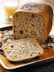 Muesli Bread Machine Recipe