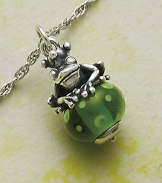 Who's your Frog Prince? LOOVE James Avery! <3